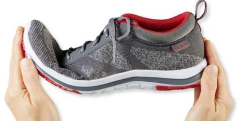 L.L. Bean Men's Sneakers Just $23.99 (Regularly $69) + More