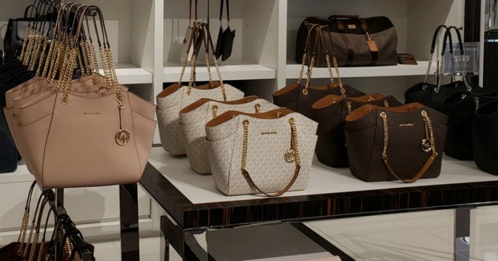59e554d11112 Macy's.com: Up to 60% Off Michael Kors Handbags - Hip2Save