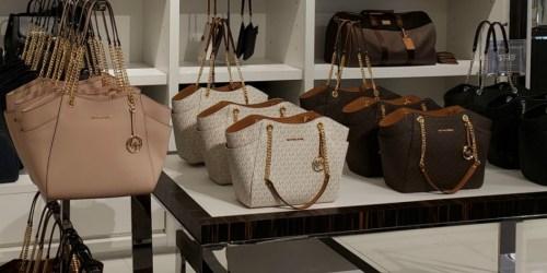 Macy's.com: Up to 60% Off Michael Kors Handbags