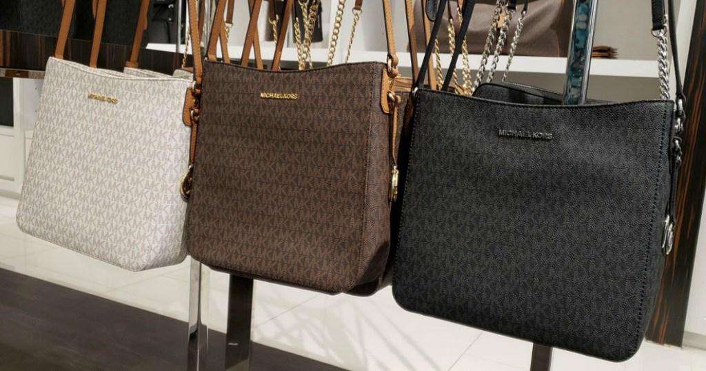 Up To 60 Off Michael Kors Handbags At