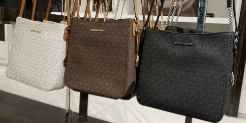 61a7d2190ae8 Up to 60% Off Michael Kors Handbags at Macy s