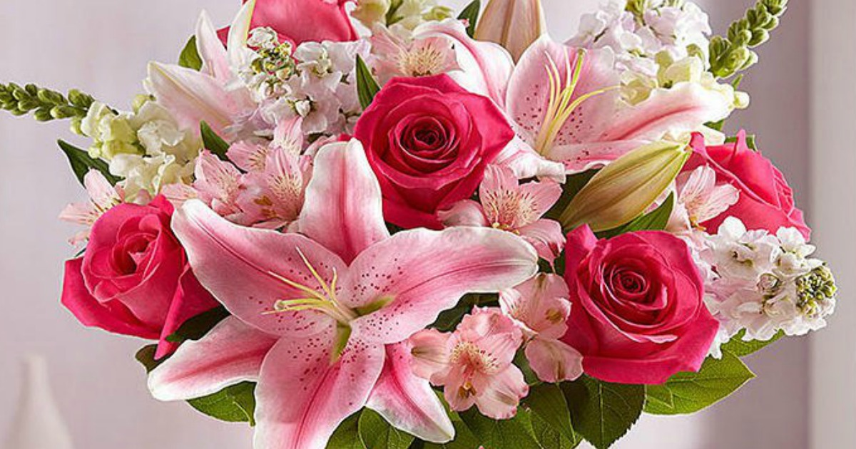 $15 Off $15 1-800-Flowers Purchase For Select PayPal Users