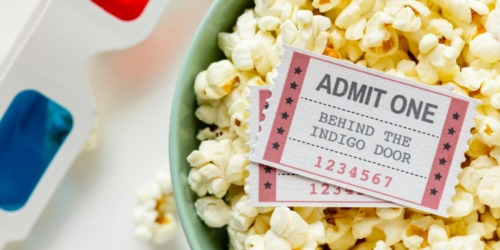 FREE Movie Ticket, Fountain Drink & Popcorn for My Coke Rewards Members (Just Enter 20 Codes)