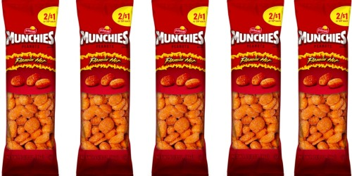 Amazon: Munchies Flamin' Hot Peanuts 36-Count Only $10.77 Shipped (Just 30¢ Each)