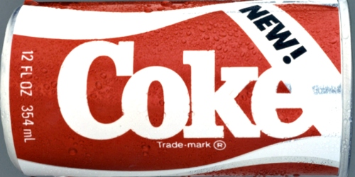 New Coke from 1985 is Coming Back (+ How to Score One on May 23rd!)