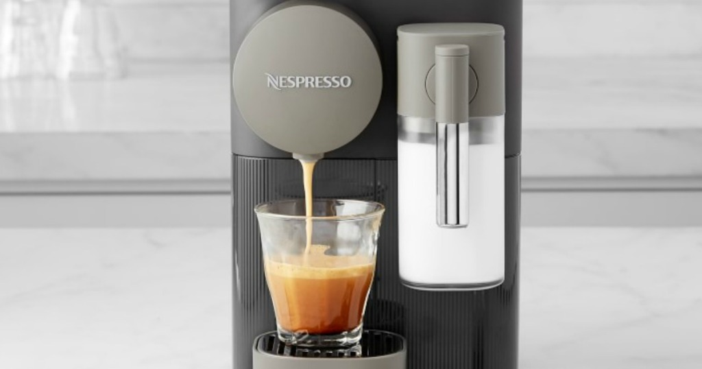 Up to 60% Off Nespresso Coffee Makers & Espresso Machines at