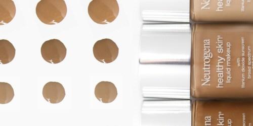 Neutrogena Healthy Skin Liquid Foundation Only $3 (Regularly $14)