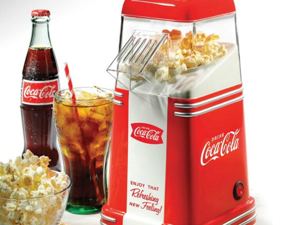Nostalgia Electrics Appliances As Low As 17 At Kohl S: Kohl's Cardholders Code: Snow Cone Machine $27.99 Shipped