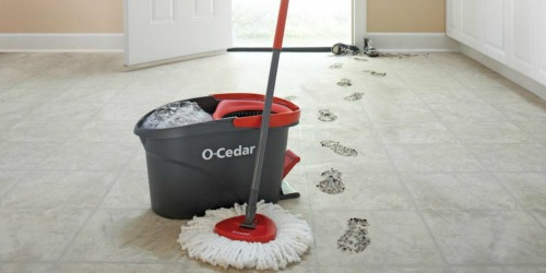 O-Cedar Easy Wring Spin Mop Only $20 (Regularly $35) – Awesome Reviews