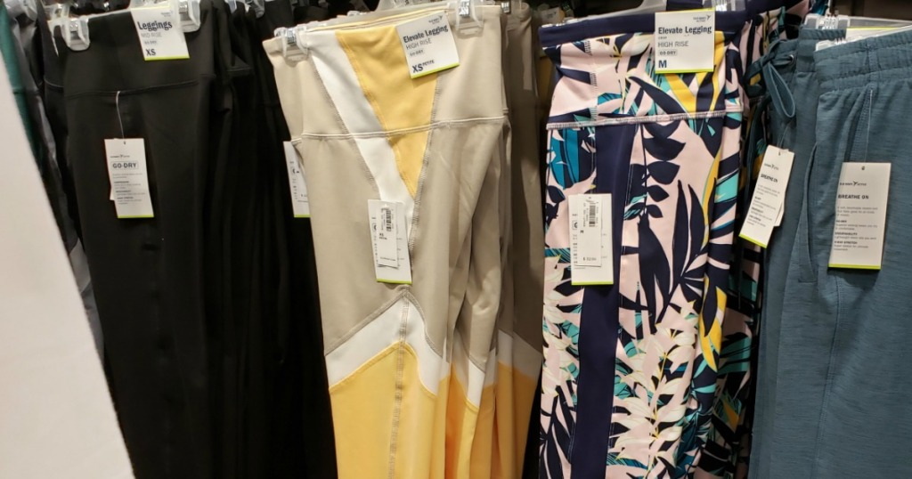 fcb092786c6d1 Today, May 17th only, hop on over to Old Navy where you can score Women's  Elevate Compression Leggings for just $12 (regularly $34.99) and Girl's  Elevate ...