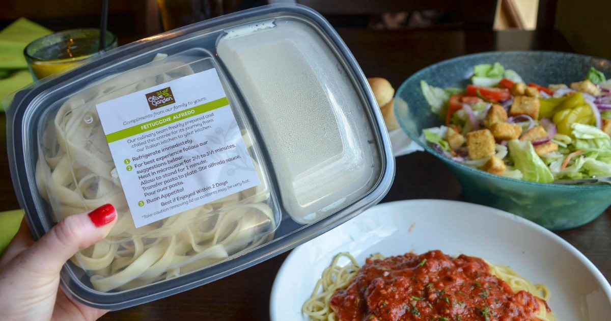 Olive Garden Buy One Take One Offer Is Back Score Two Entrees