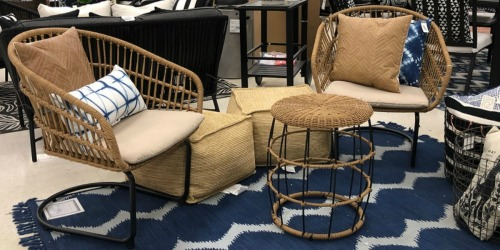 Up to 40% Off Patio & Home Furniture at Target.com