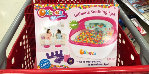 30% Off Orbeez Spa & Wowzer Suprise + Target Gift Card Deal (In-Store & Online)