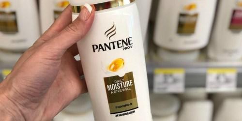 High Value $5/3 Pantene Digital Coupon + Walgreens Rewards = $25 Savings on Hair Care
