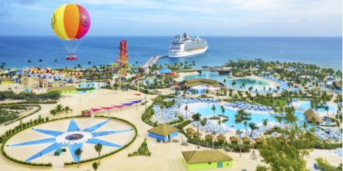 Royal Caribbean Opens $250 Million Private Island in The Bahamas (Tallest Waterslide, Largest Pool & More)