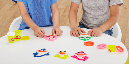Baby Shark Play-Doh Set Just $9.99 | Fun Gift Idea