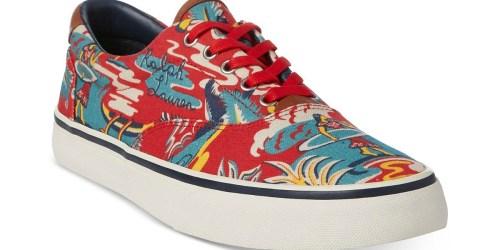 5c4295a8c Up to 60% Off Men s Shoes at Macy s (Polo Ralph Lauren