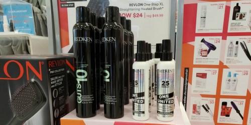 50% Off Redken, Revlon & Hempz Hair Care at ULTA Beauty
