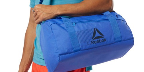 Reebok 16″ Duffel Bag Only $9.98 Shipped (Regularly $28) + More