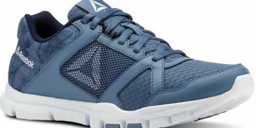 Up to 60% Off Reebok Shoes + FREE Shipping