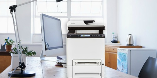Ricoh Multifunction Laser Printer Only $139.99 Shipped (Regularly $349)