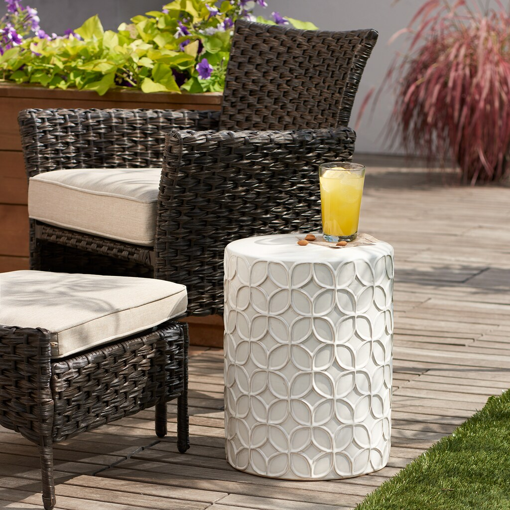 Up To 75 Off Sonoma Goods For Life Indoor Outdoor Stools