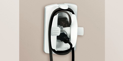 Safety 1st Outlet Cover with Cord Shortener as Low as $1.65