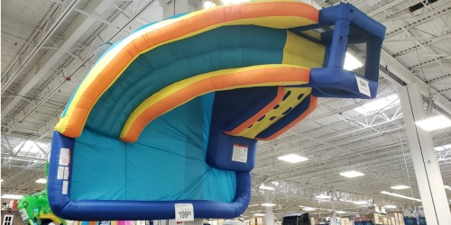 My 1st Splash N Slide Inflatable Water Slide Only $149.98 at Sam's Club (May 11th Only)