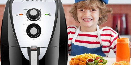 Secura 5.3-Quart Air Fryer Just $79.99 Shipped on Amazon