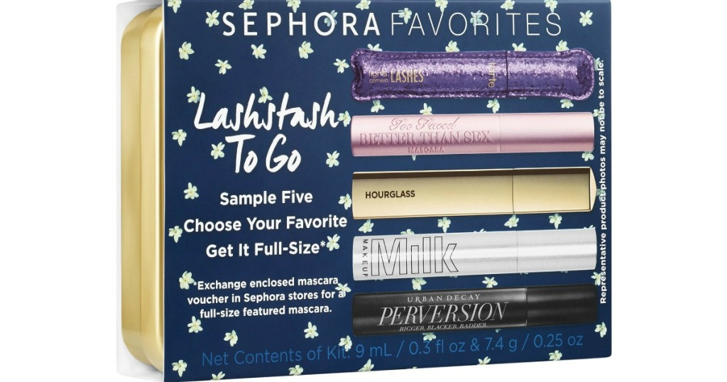 Sephora Favorites Lashstash Only 25 Includes Free Full