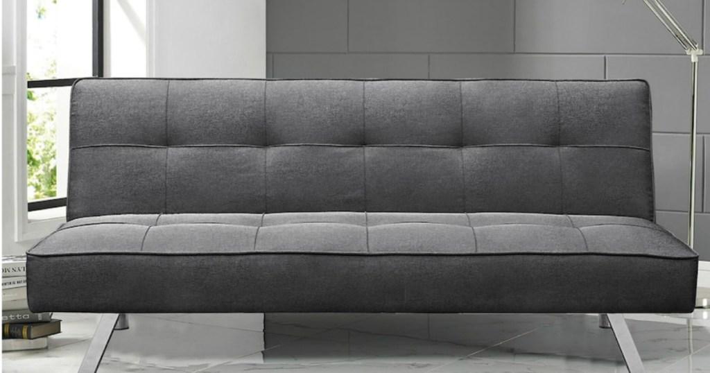 Serta Futon Sofa Bed $122 Shipped + $20 Kohl\'s Cash