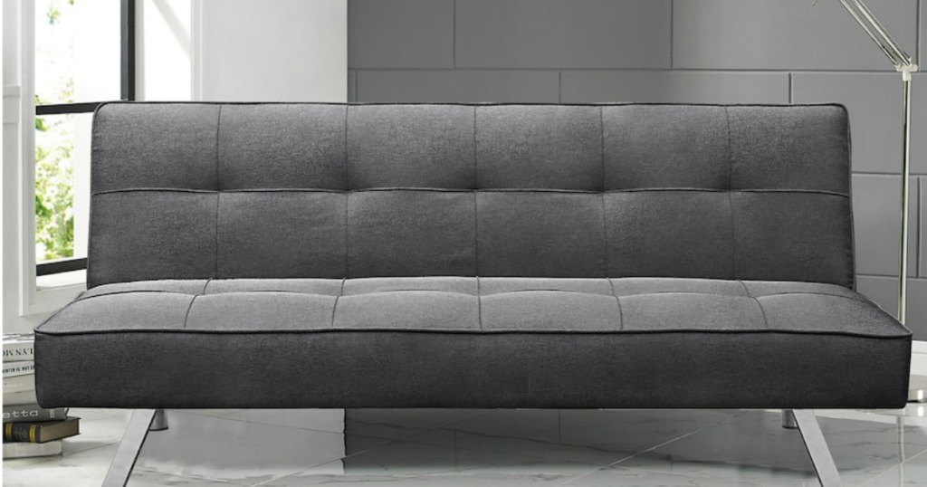 Serta Futon Sofa Bed 122 Shipped 20