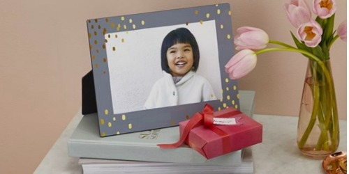 FREE Shutterfly Easel Back Canvas (Just Pay Shipping) + More