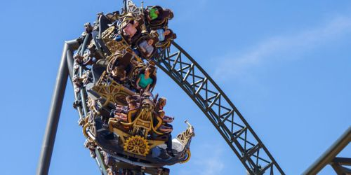 FREE One-Day Admission to Silver Dollar City for Teachers (Starts June 1st)