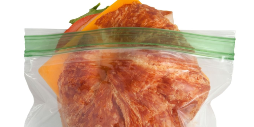 Amazon Brand Solimo Sandwich Storage Bags 300 Count Only $3.37 Shipped