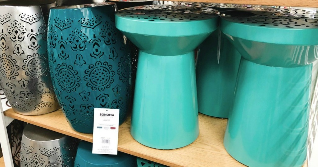 Fine Up To 75 Off Sonoma Goods For Life Indoor Outdoor Stools At Ncnpc Chair Design For Home Ncnpcorg