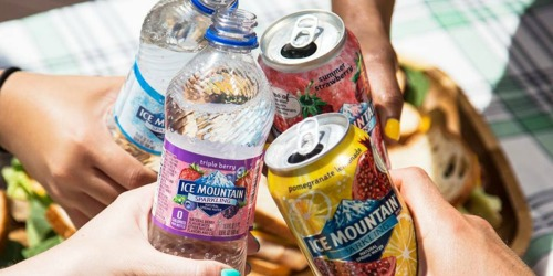 How to Score a FREE Nestle Brand Sparkling Water 8-Pack