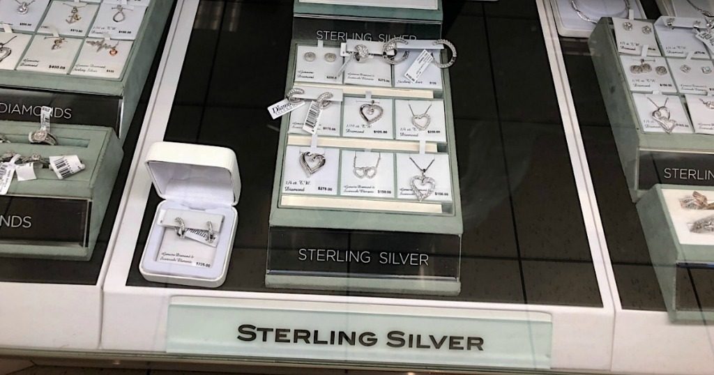 Sterling Silver Jewelry at Kohl's