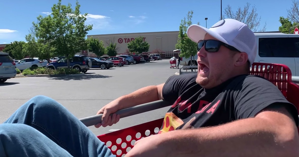 Collin & Stetson Put on a Fashion Show & Shop the Best Target Deals in Their Latest Video