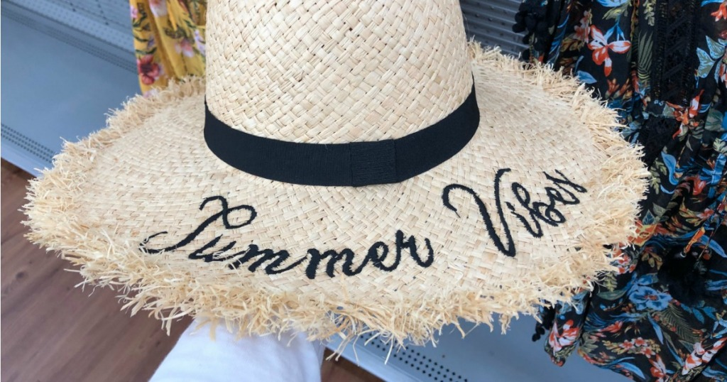 b886fdc56 Time and Tru Summer Hats as Low as $4.96 at Walmart (In-Store ...