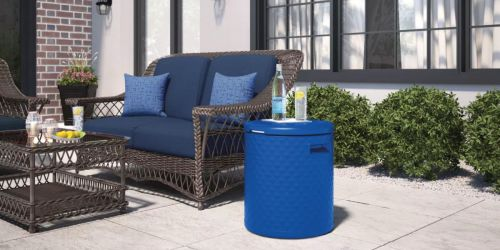 Suncast 3-in-1 Cooler Side Table Only $39.97 Shipped (Regularly $60) + More