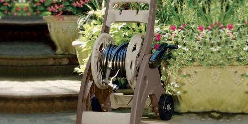 Suncast Hose Reel Mobile Cart Only $19.88 at Home Depot (Regularly $32)