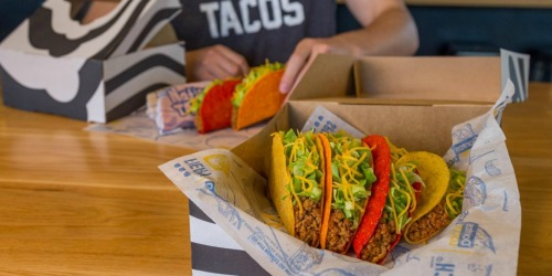 Free Doritos Locos Taco from Taco Bell (Today Only)