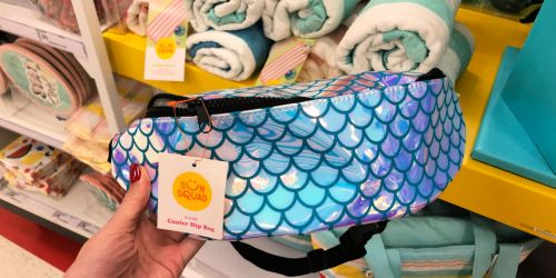 Fanny Pack Coolers Spotted at Target! And Dare We Say, They're Cute & HIP!