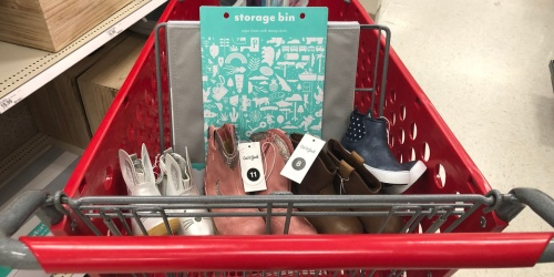 Tame Shoe Clutter With These 5 Clever Storage Ideas from Target