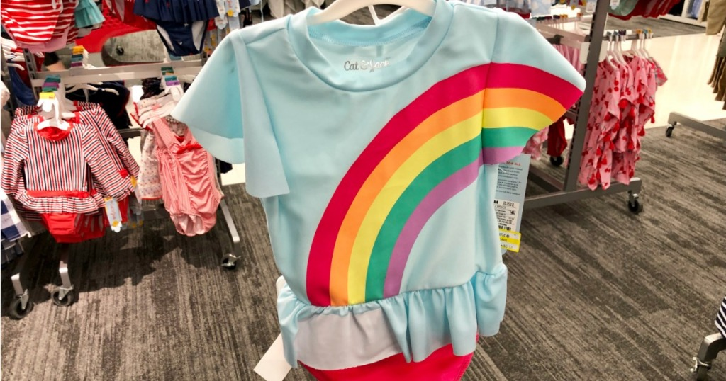 472e124b850 Head to your local Target and keep an eye out for up to 70% off toddler clothing  clearance! We spotted these deals at our local store