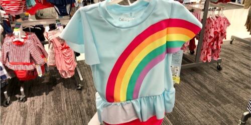 Up to 70% Off Baby Apparel at Target (In Stores & Online) – Swimwear, Outfit Sets + More