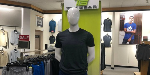 Up to 85% Off Tek Gear Men's Apparel + FREE Shipping for Kohl's Cardholders