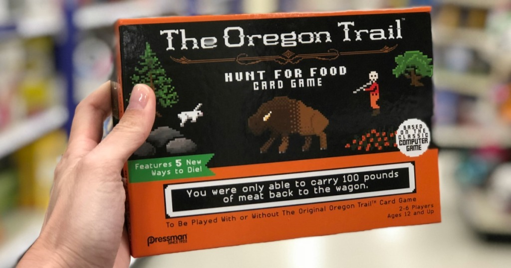 The Oregon Trail Card Game Only $5 94 at Target com (Regularly $15)