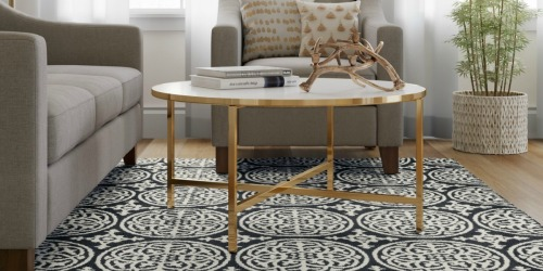 30% Off Indoor and Outdoor Rugs on Target.com = 5′ x 7′ Rugs as Low as $41.99 Shipped